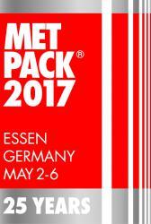 2017歐洲最大金屬製罐機械暨包裝展