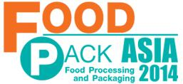 Food Procesing and Packaging - 2014 FOOD PACK ASIA