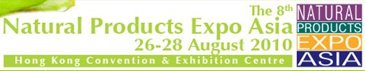 Natural Products Expo Asia