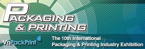 Vietnam International Packaging & Printing Industry Exhibition / Food Processing