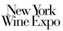 2012 紐約酒博覽會