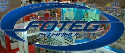 2013土耳其伊斯坦堡國際食品技術展覽會