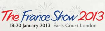 2013 法國展 The France Show