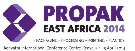 東非國際食品加工、包裝印刷標籤及橡塑膠機械展